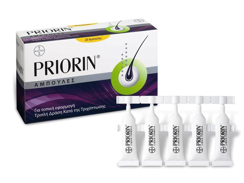 pharmacy7days.com :: Priorin Ampules for hair- loss.